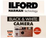 Ilford Disposable 35mm Black & White Film Camera